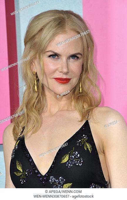'The Big Little Lies' Film premiere - Arrivals Featuring: Nicole Kidman Where: Los Angeles, California, United States When: 08 Feb 2017 Credit: Apega/WENN