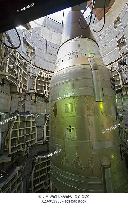 Missile silo Stock Photos and Images | age fotostock