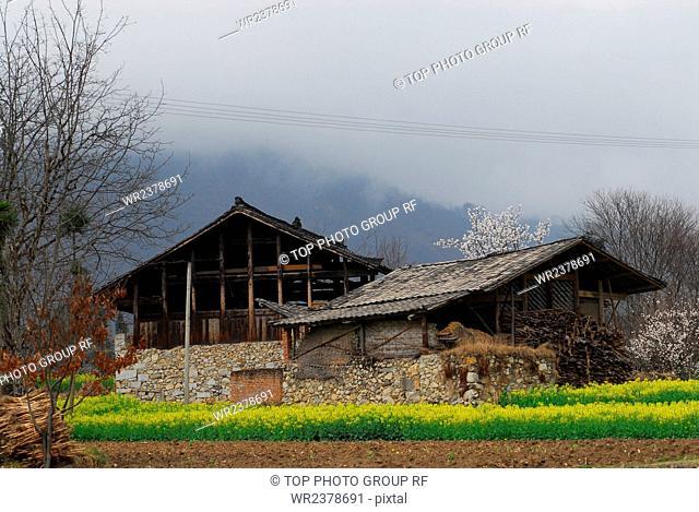 Sichuan moxi Ancient Town
