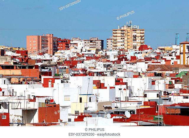 City of Algeciras, Province of Cadiz, Andalusia Spain