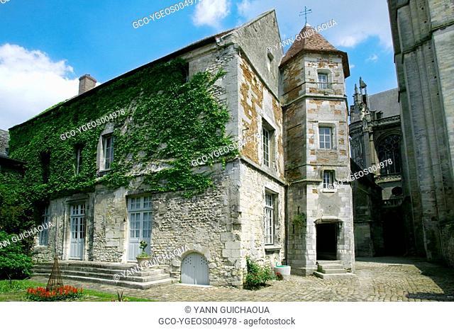 HOTEL VERMONDOIS - SENLIS- OISE - PICARDY - FRANCE