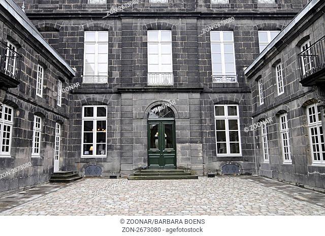 Musee Mandet, museum of fine arts, Riom, Region Auvergne, France, Europe, Musee Mandet, Museum der Kuenste, Riom, Region Auvergne, Frankreich, Europah
