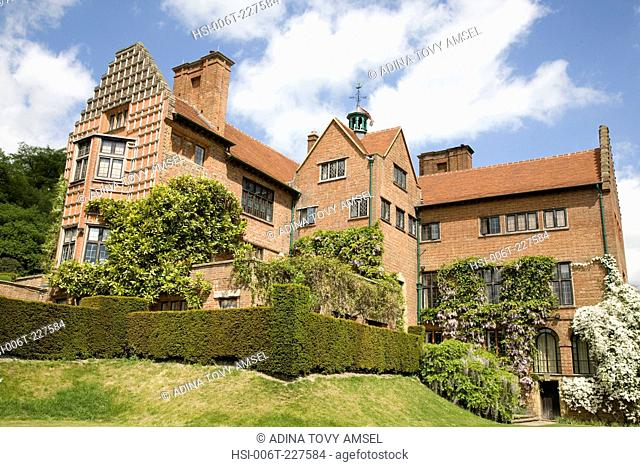 Chartwell House and Gardens. Kent. England