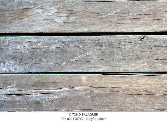 aged tropical pier wood texture