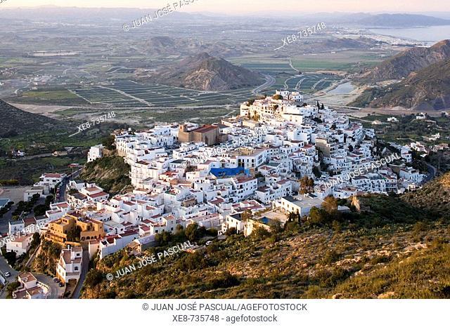 Mojacar. Almeria province, Andalucia, Spain