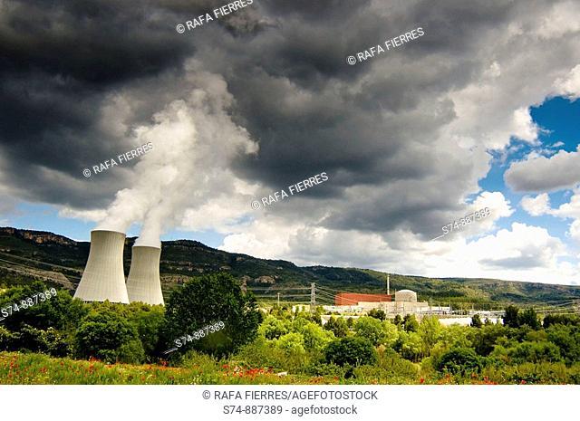 Central Nuclear de Cofrentes, Valencia