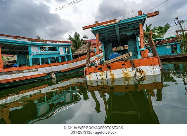 Sam Phan Nam Floating Market, Hua Hin, Thailand