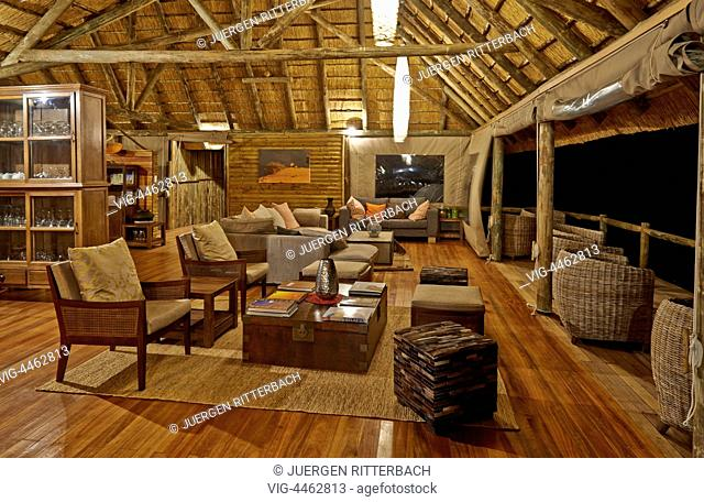 Rooiputs Lodge, Kgalagadi Transfrontier Park, Kalahari, South Africa, Botswana, Africa - Kgalagadi Transfrontier Park, South Africa, Botswana, 24/02/2014