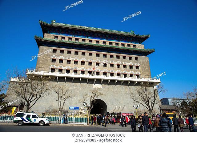 old city gate in Beijing