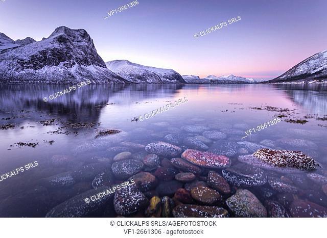 Bergsbotn, Senja Island, Norway
