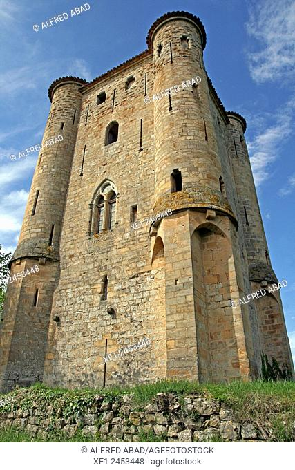 Chateau d'Arques, Pays Cathare, France