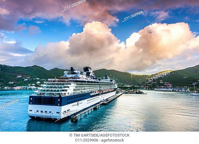 Tortola; Road Town; British Virgin Islands; Caribbean
