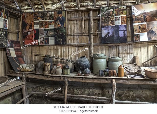 Hmong's Hilltribe Museum, Doi Pui, Chiang Mai, Thailand