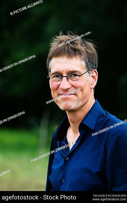 19 August 2020, Baden-Wuerttemberg, Kappel-Grafenhausen: Jochen Paleit (independent), mayor of the municipality of Kappel-Grafenhausen