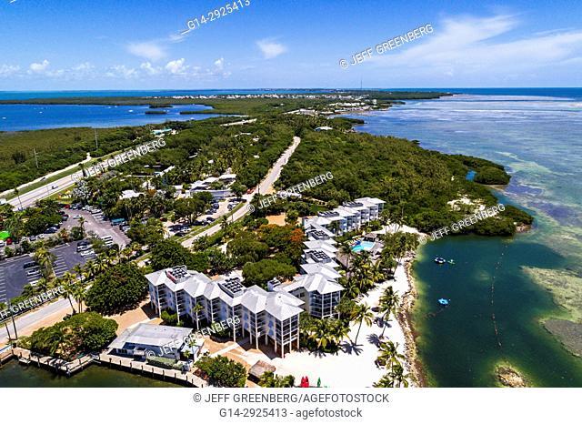 Florida, Florida Keys, Upper, Islamorada, Whale Harbor, Atlantic Ocean, Pelican Cove Resort, waterfront, Windley Key, Route 1 Overseas Highway