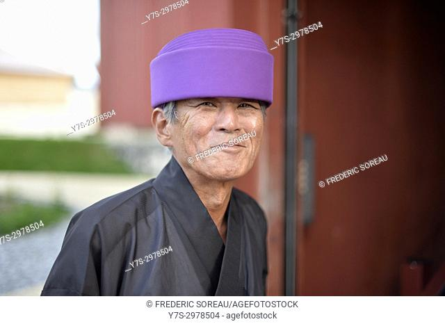 51f77e92f36 Man tradition okinawa Stock Photos and Images