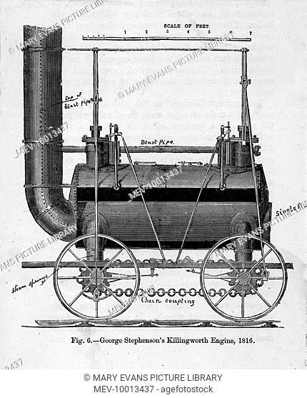 Killingworth locomotive
