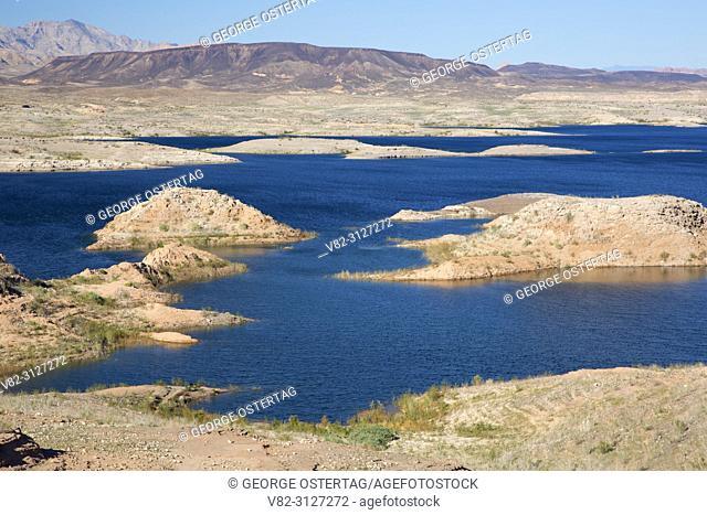 Lake Mead, Lake Mead National Recreation Area, Nevada