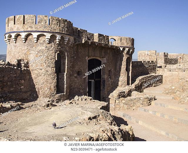 Castillo de Onda, Onda, Castellón Province, Valencian Community, Spain