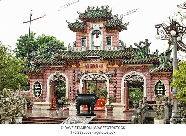 Phuc Kien Pagoda and Assembly Hall of the Fujian Congregation, Hoi An, Vietnam