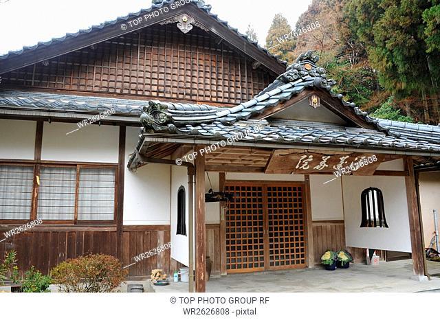 Temple;Ohara;Japan