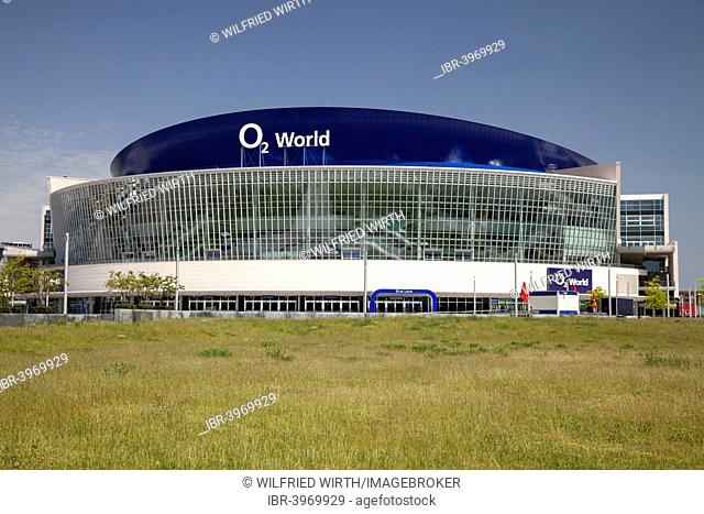 O2 World, event venue, Friedrichshain district, Berlin, Germany