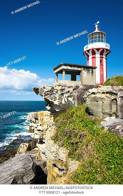 Hornby Lighthouse at Watsons Bay, New South Wales, Australia