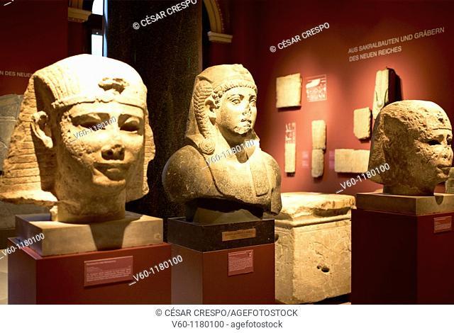 -Heads of Pharaons of Egypt-