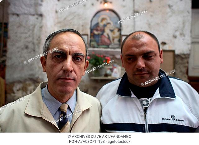 Gomorra Year : 2008 Italy Director : Matteo Garrone  Gianfelice Imparato Photo: Mario Spada. It is forbidden to reproduce the photograph out of context of the...