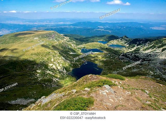 The Seven Rila Lakes, Rila Mountain