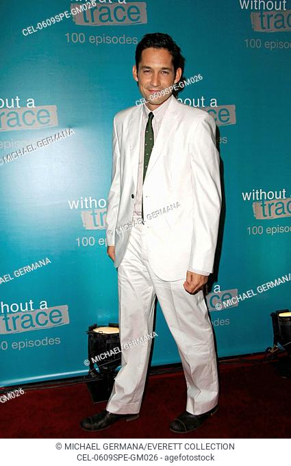 Enrique Murciano at arrivals for WITHOUT A TRACE Celebrates 100th Episode, The Cabana Club at Sterling Steakhouse, Los Angeles, CA, September 09, 2006