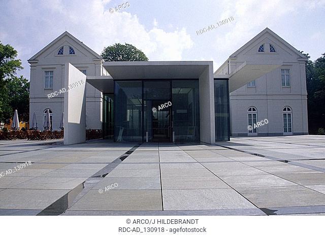 Max Ernst Museum Bruhl North Rhine-Westphalia Germany Brühl