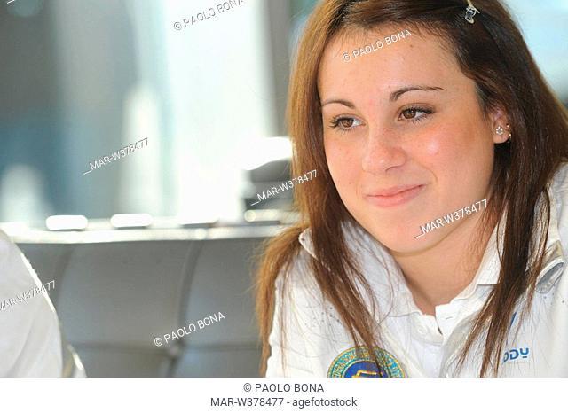 Vanessa ferrari Stock Photos and Images   age fotostock