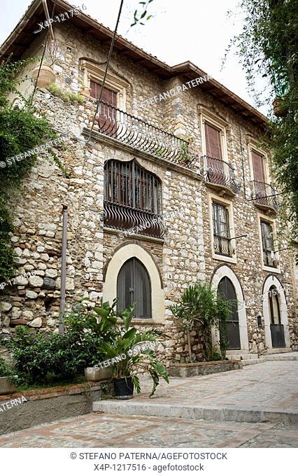 Palazzo in Taormina, Sicily, Italy