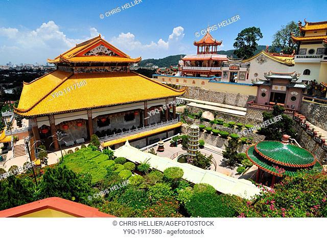 Kek Lok Si Chinese Temple Penang Malaysia