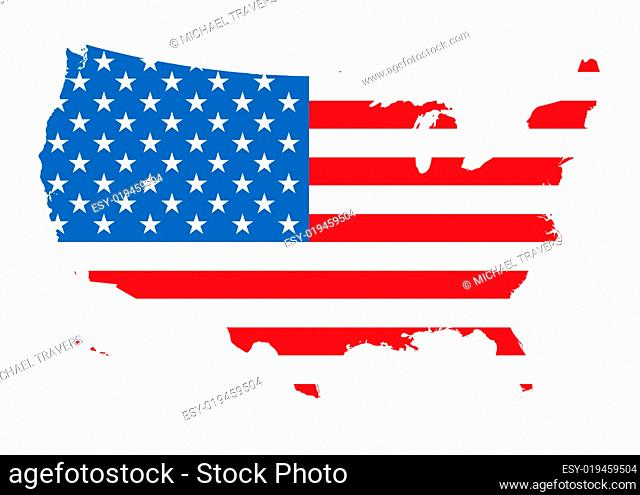 us map flag