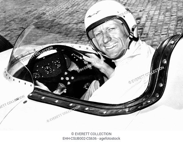 Jack McGrath was the fastest qualifier, for the 1955 Indianapolis 500. During the race on May 30, 1955 his engine failed on lap 54