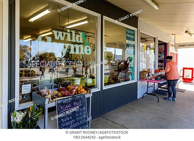 Wild Thyme Cafe/Food Shop, Waipu, Northland, New Zealand