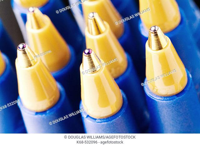 Ball-point pens