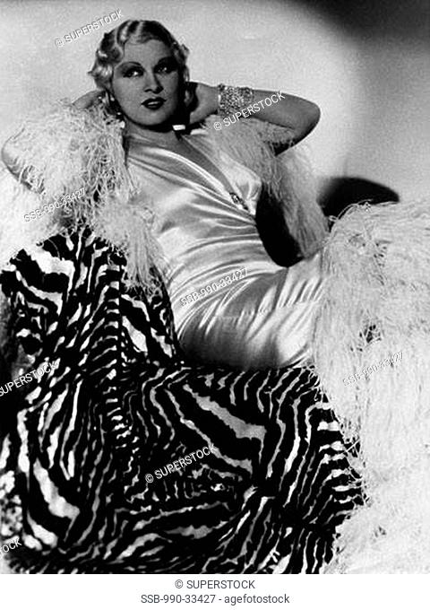 Mae West 1893-1980, American Actress, Author, Singer