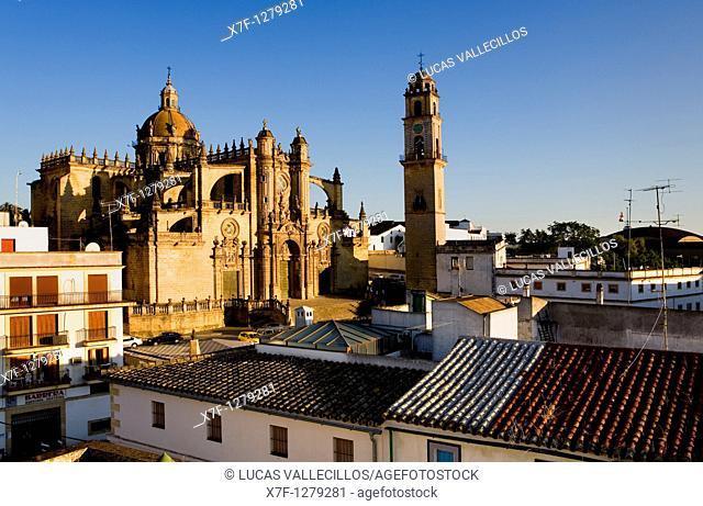 Cathedral built 17th century  Jerez de la Frontera  Cádiz province  Spain