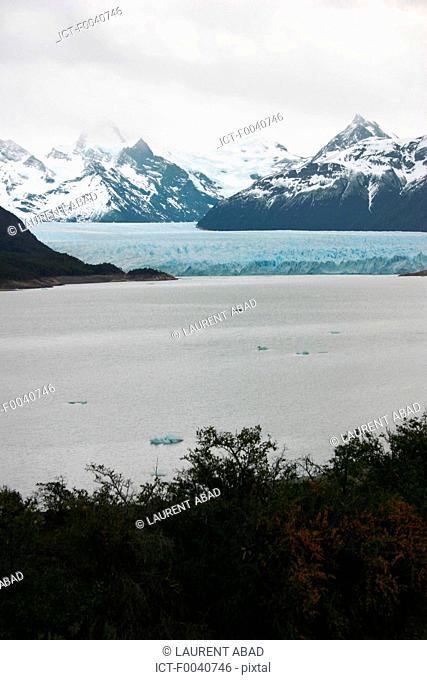 Argentina, Satan Cruz province, Los Glaciares national park, Perito Moreno glacier