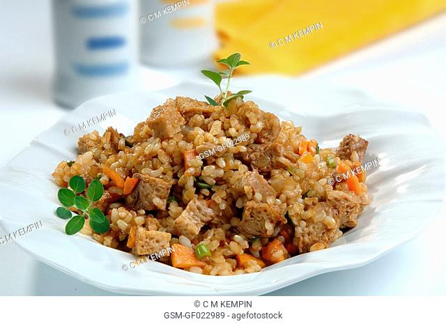 Cantonese-style rice
