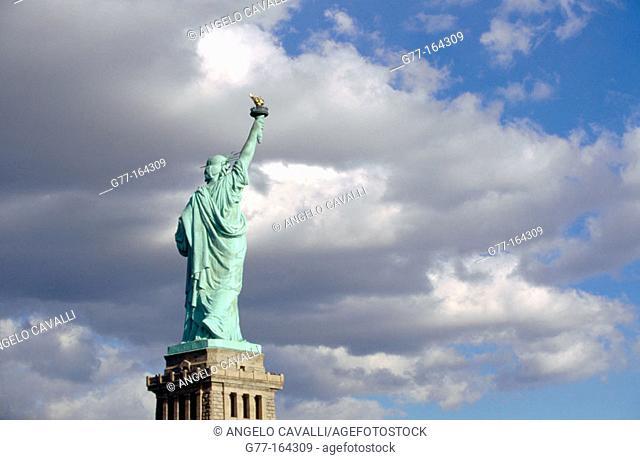 Statue of Liberty. New York City. USA