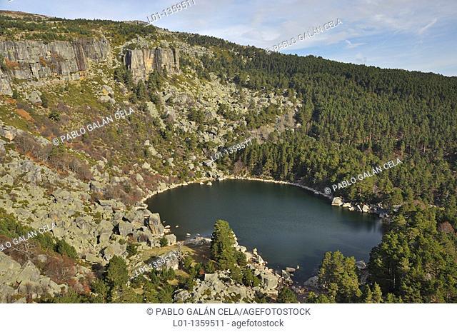 Laguna Negra Urbión, Soria