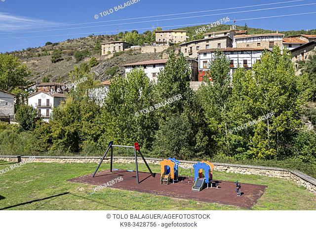 Villanueva de Cameros, La Rioja, Spain