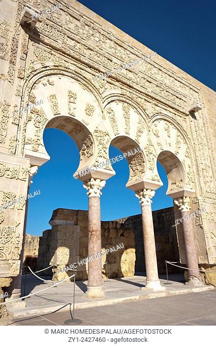 Medina Azahara (Cordoba, Spain)