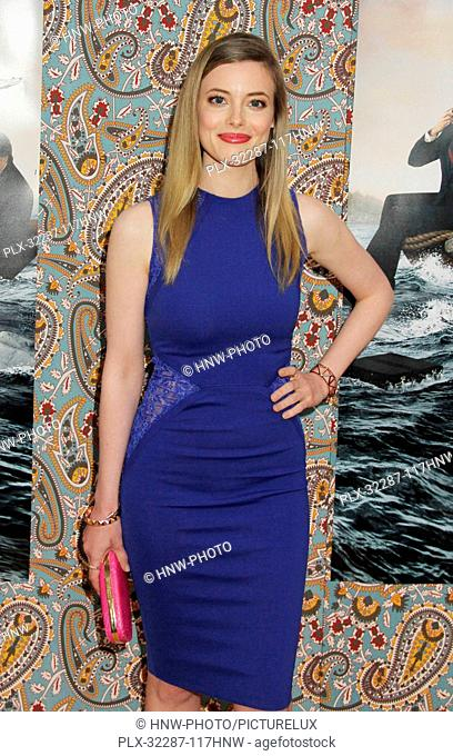 Gillian Jacobs 03/24/2014 Veep Premiere held at Paramount Studios in Hollywood, CA Photo by Denzel John / HNW / PictureLux