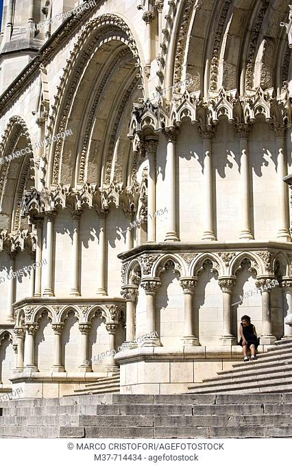 Cathedral, Cuenca. Castilla-La Mancha, Spain