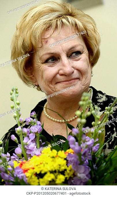 The legendary Czech gymnast and seven times Olympic winner, Vera Caslavska, died in the evening on Tuesday at the age of 74
